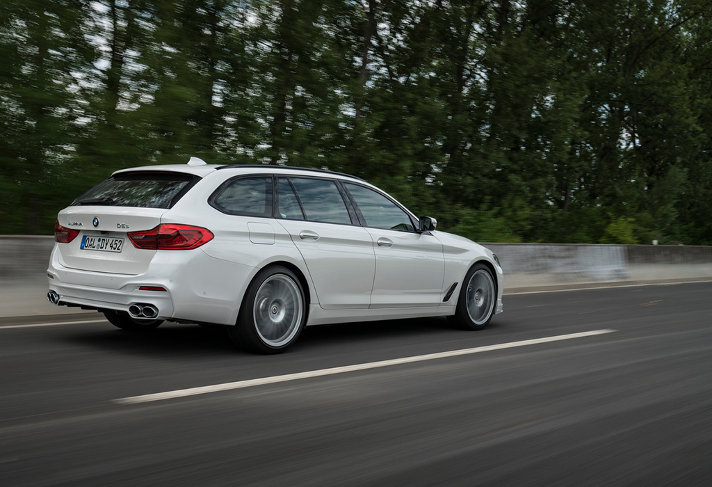 BMW Alpina D5 S - IAA 2017
