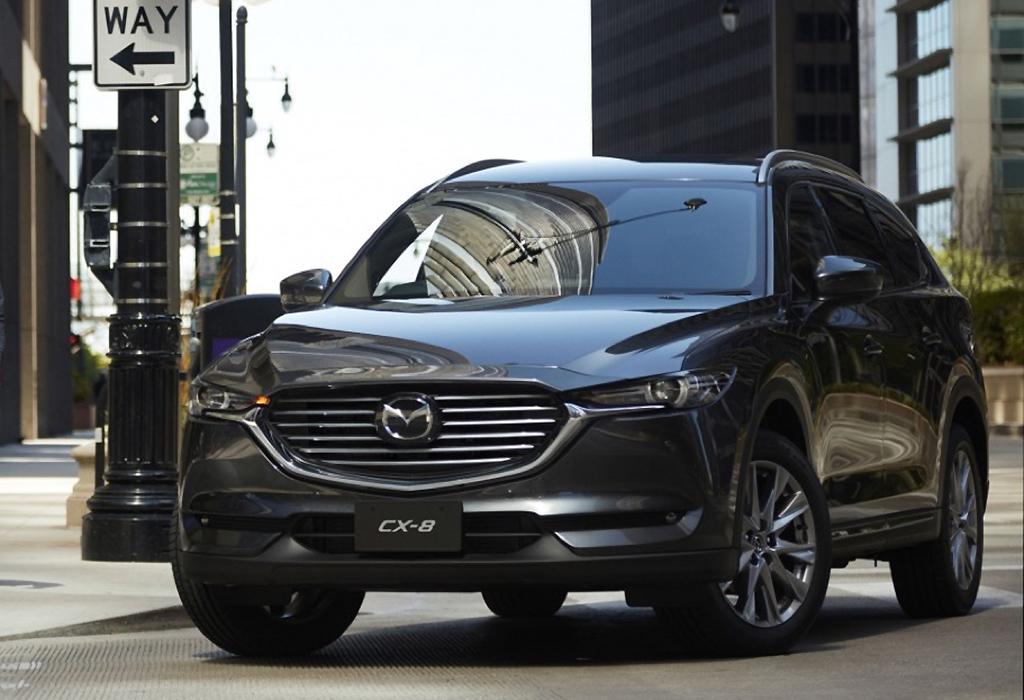 Mazda Cx 8 Is Verlengde Cx 5 Met 7 Zitplaatsen Autowereld