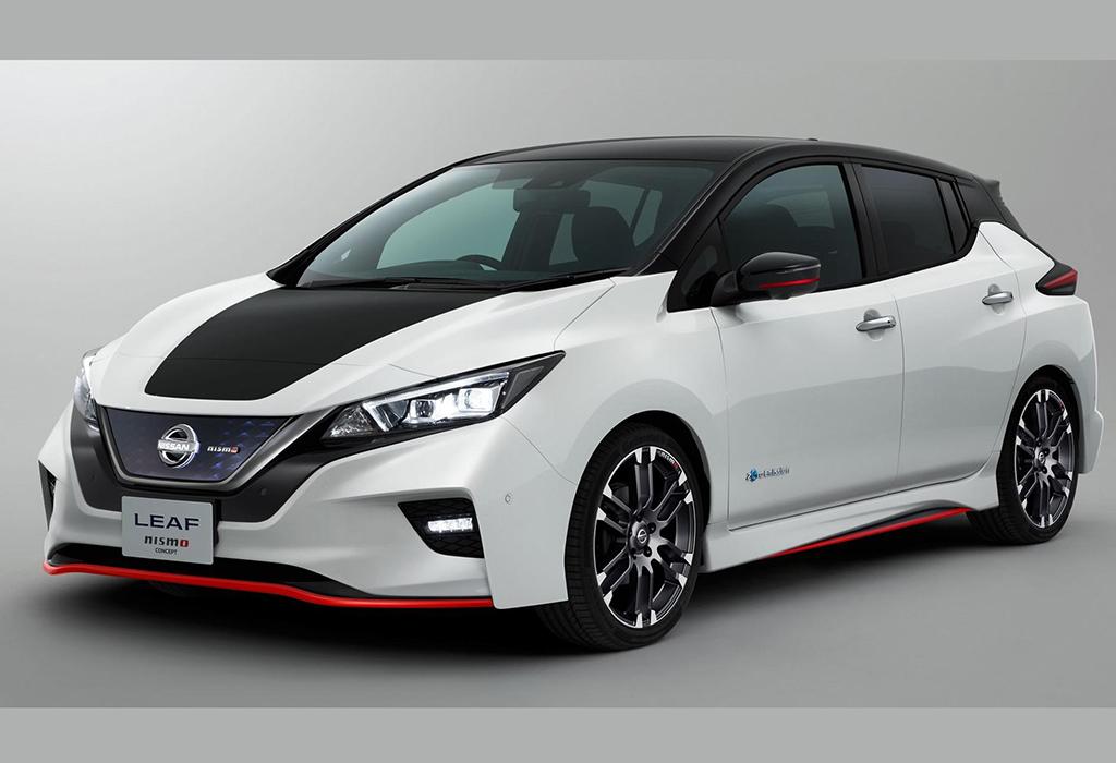 Tokio Nissan Leaf Nismo Concept