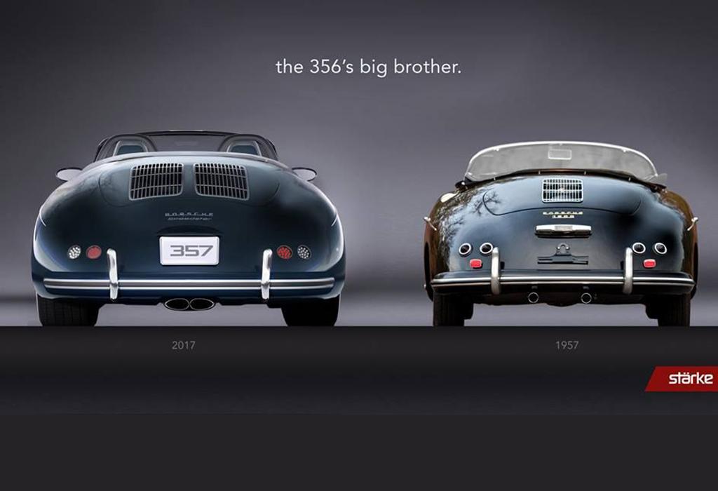 Porsche 357 Speedster Is Een Boxster Met Heimwee Autowereld