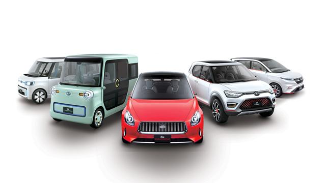 Tokyo Motor Show: Daihatsu line-up