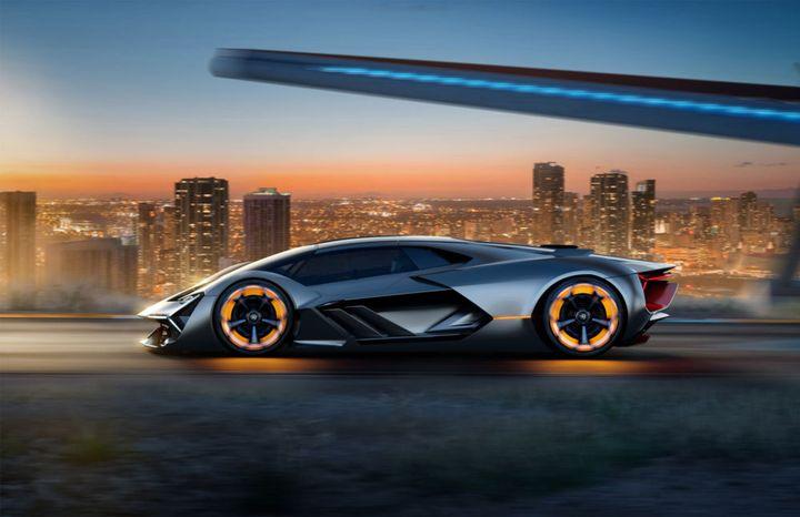 Lamborghini Tarzo Millennio