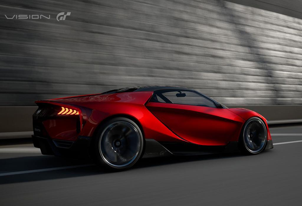 Honda Vision GT - Gran Turismo Sport