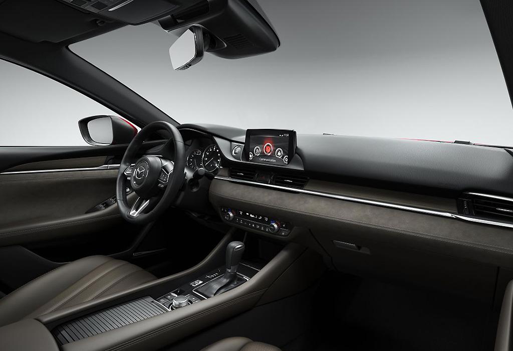Hoe Nieuw Is De Nieuwe Mazda 6 Autowereld