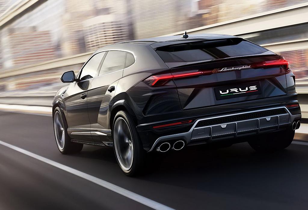2018 Lamborghini Urus Supercar SUV