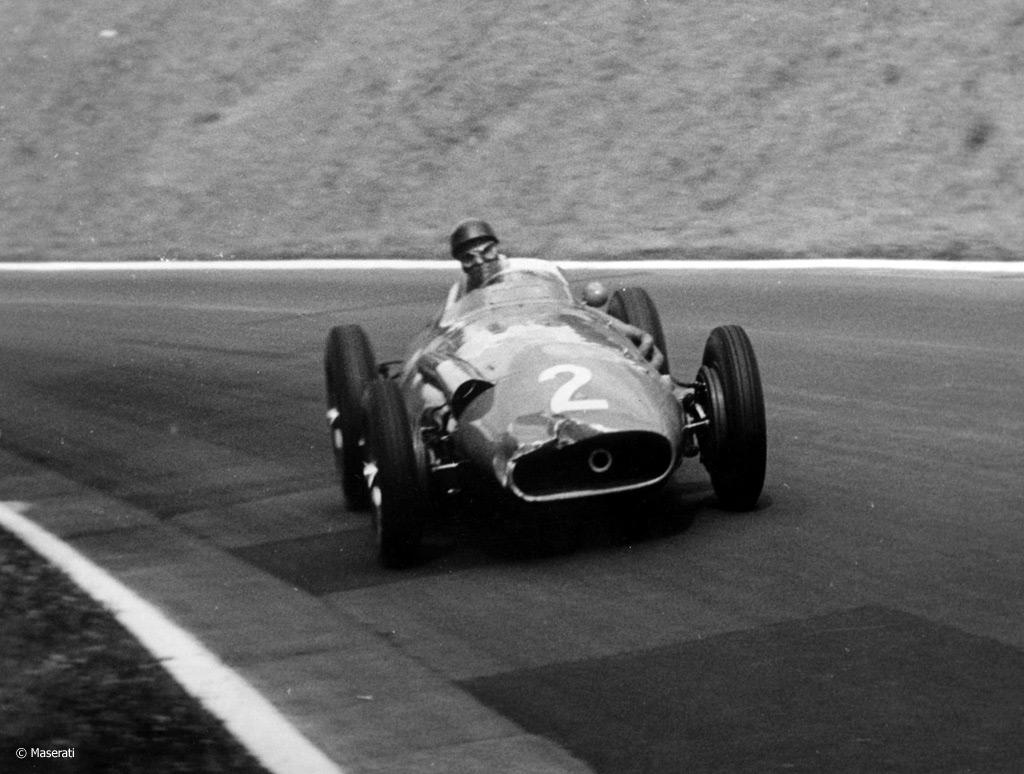 Fangio - Maserati 250F (1957)
