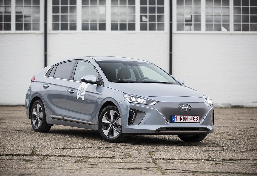 VAB-Gezinswagen 2018 - Hyundai Ioniq