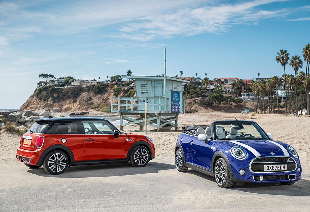2018 Mini Hatch & Cabrio Facelift