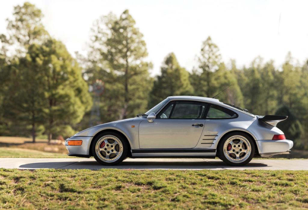 Porsche 911 Flachbau/Flatnose/Sluntnose