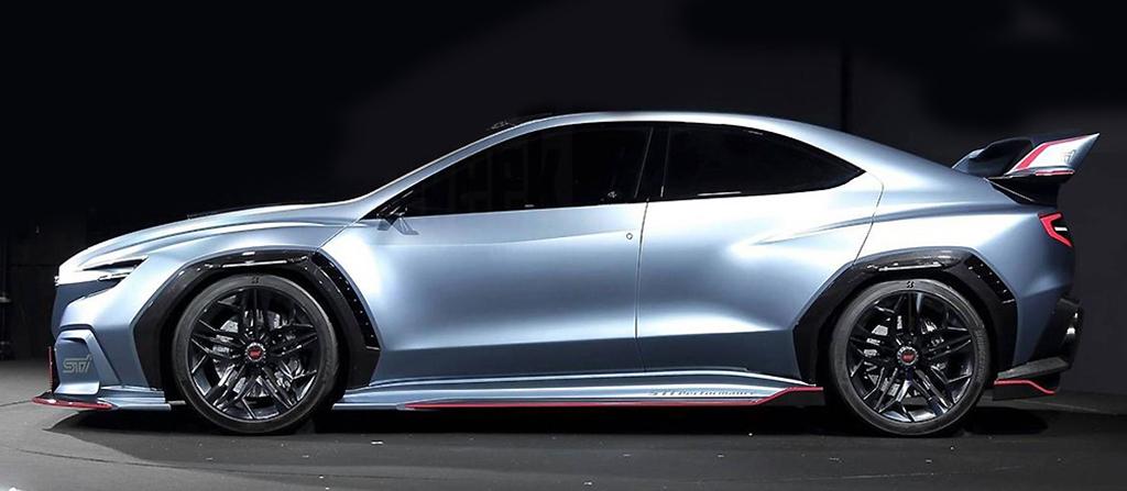 2018 Subaru Performance STI Concept