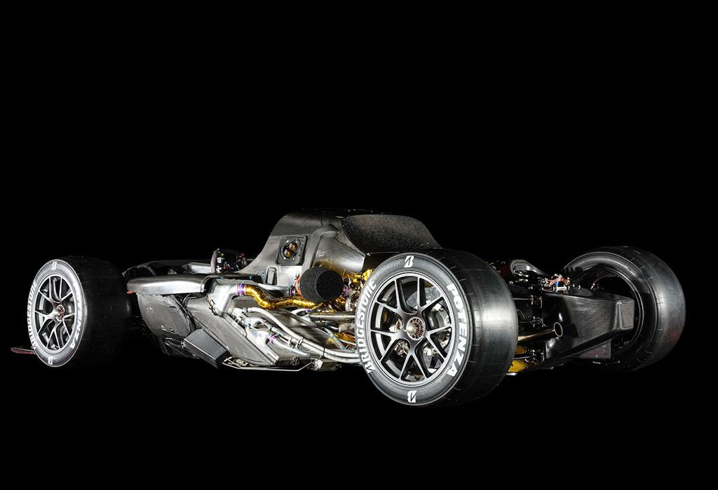 2018 Toyota GR Super Sport Concept