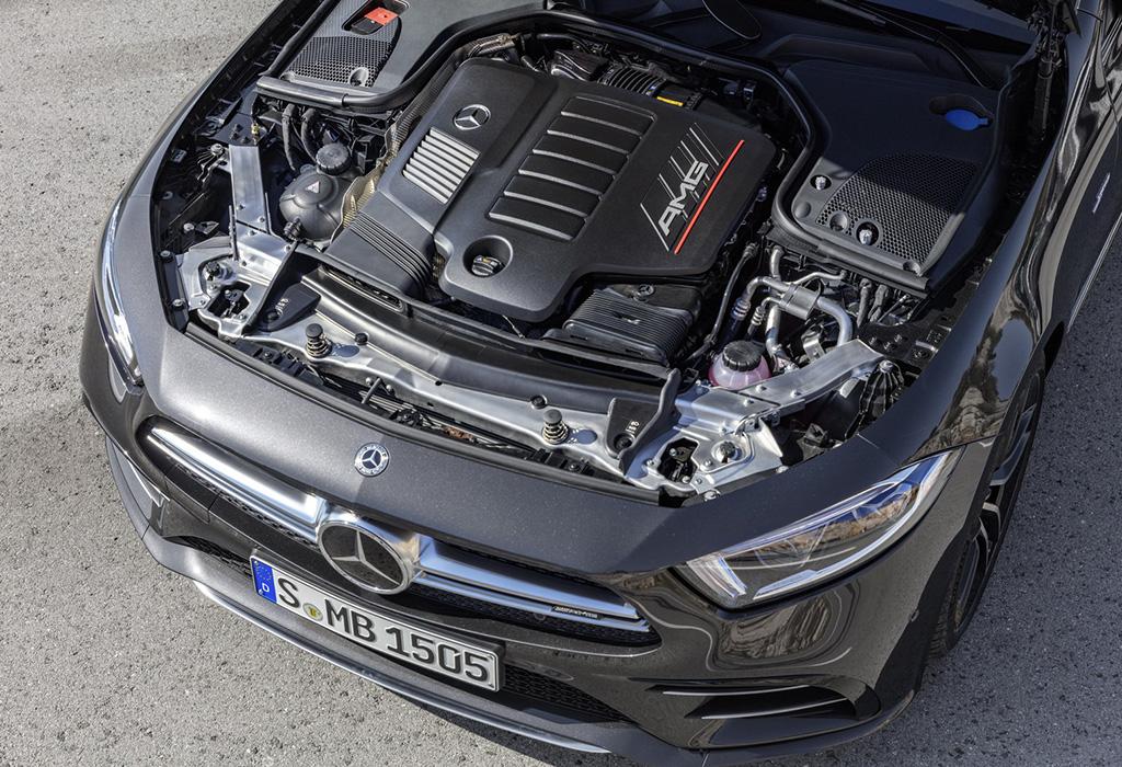 2018 Mercedes-AMG CLS 53 EQ 4matic+