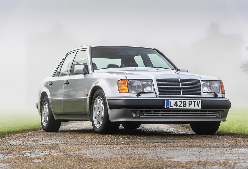 Mister Bean - Atkinson Mercedes 500E