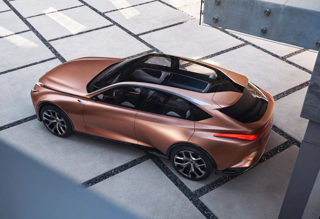 2018 Lexus LF-1 Limitless Concept