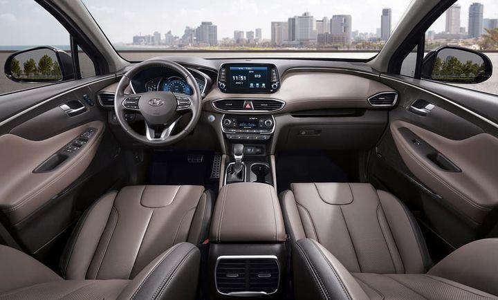 2018 Hyundai Sante Fe