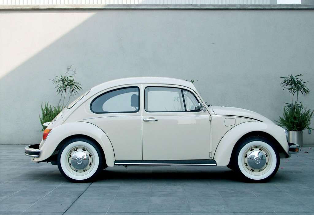 VW Beetle Love Bug