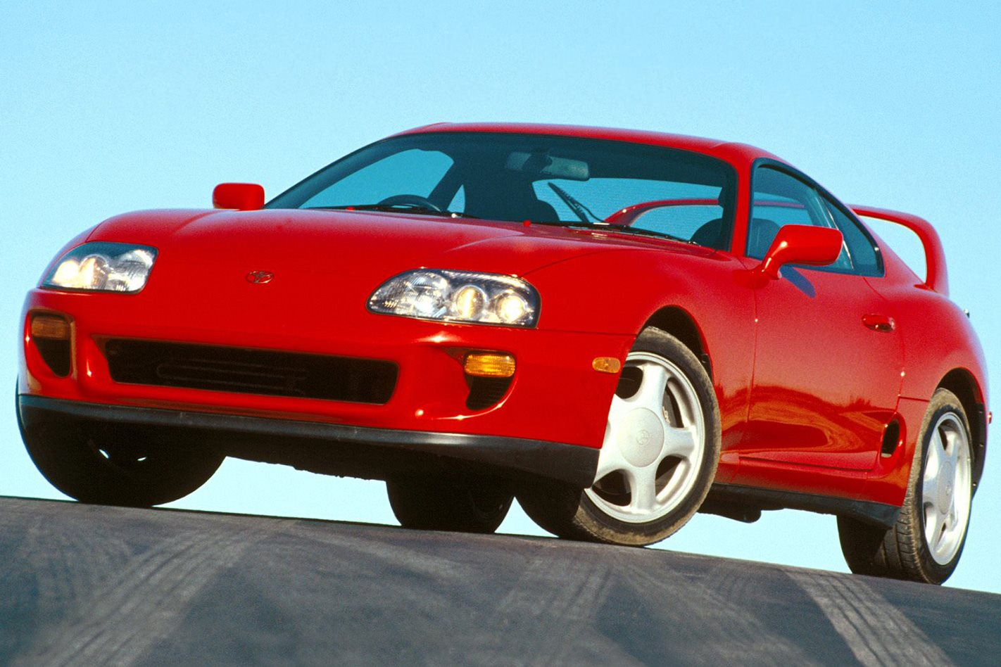 1997 Toyota Supra Twin Turbo Coupé