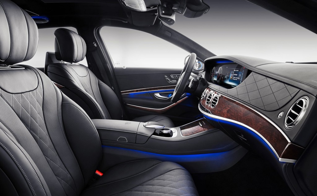 2018 Mercedes-Maybach S-Klasse Interior