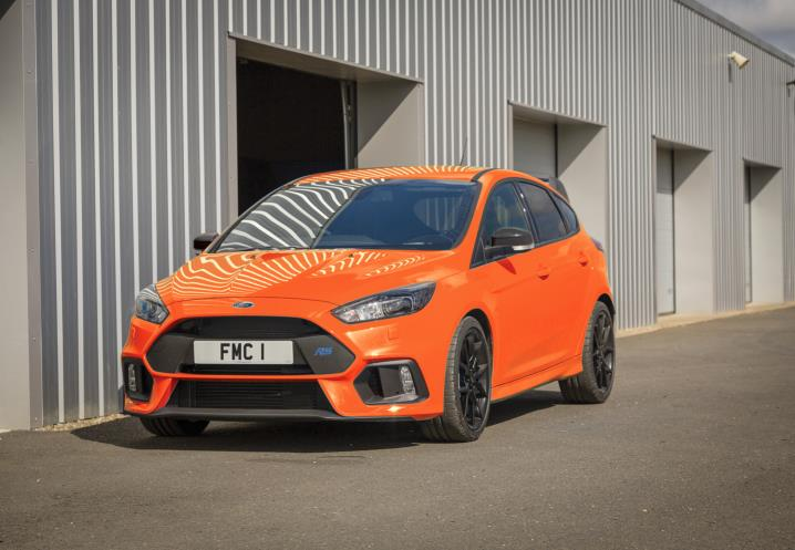 2018 Ford Focus RS Heritage