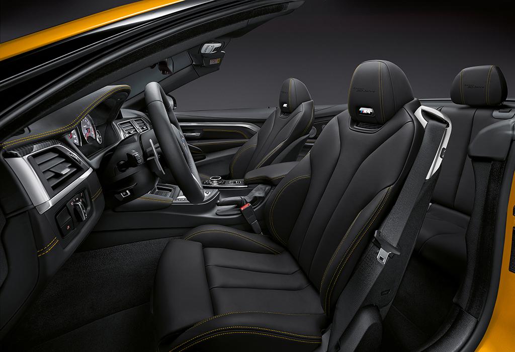2018 BMW M4 Cabrio