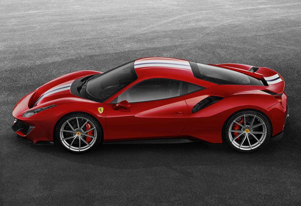 2018 Ferrari 488 Pista