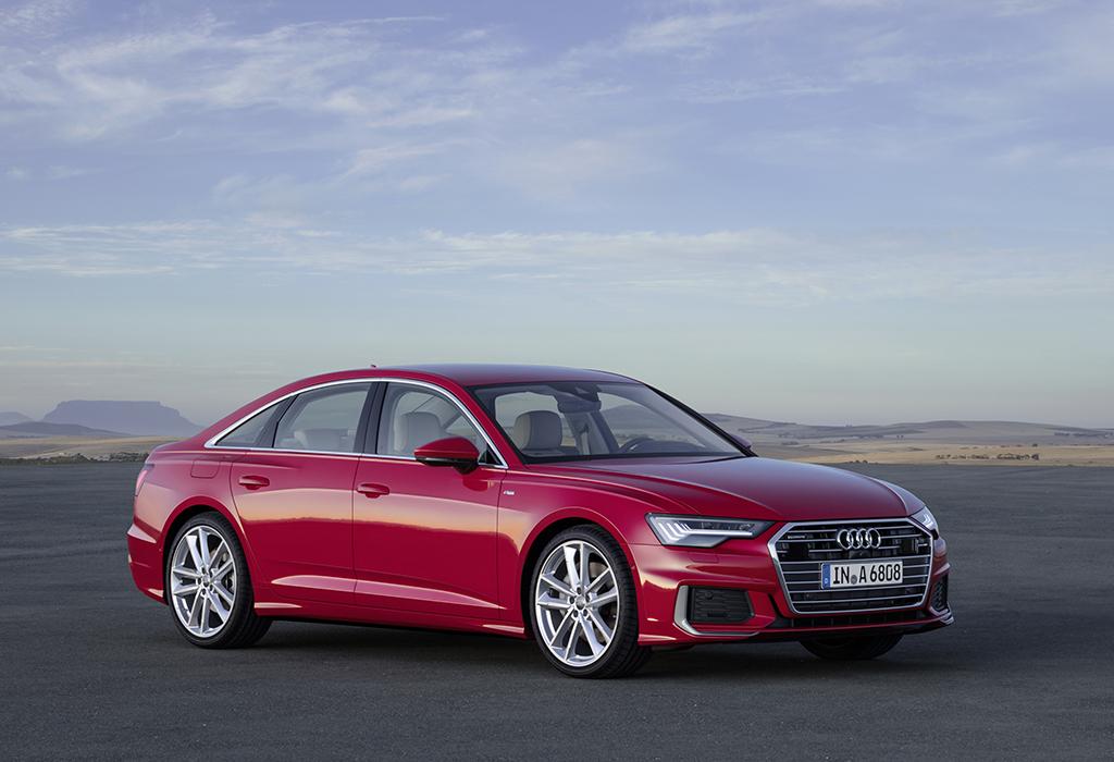 Audi toont de nieuwe A6 - Genève 2018 - AutoWereld