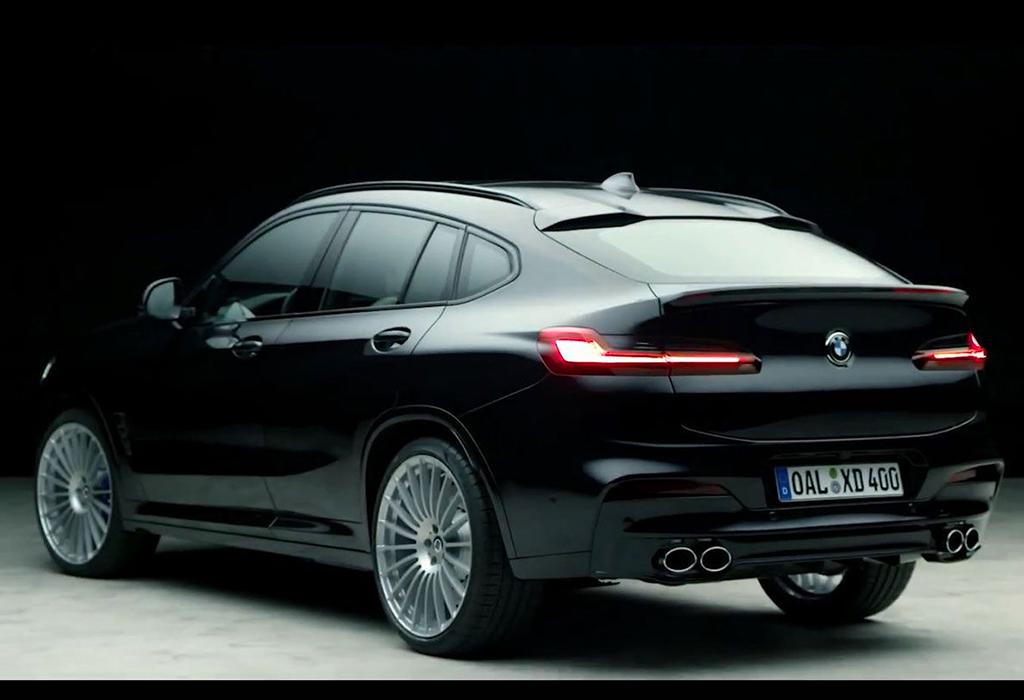 BMW Alpina B6 >> Geen Alpina XD3 zonder deze XD4 - AutoWereld