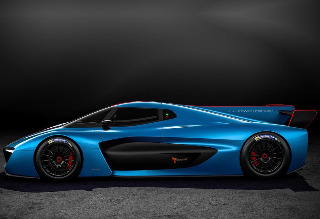 Pininfarina H2 Speed - Geneva 2018