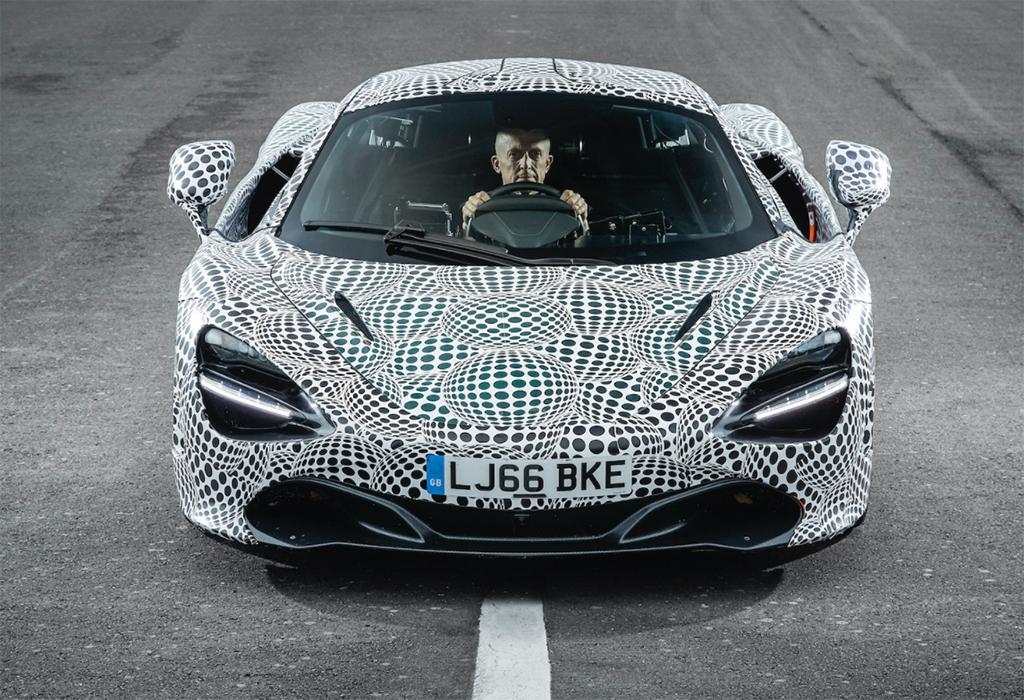 Prototype McLaren BP23
