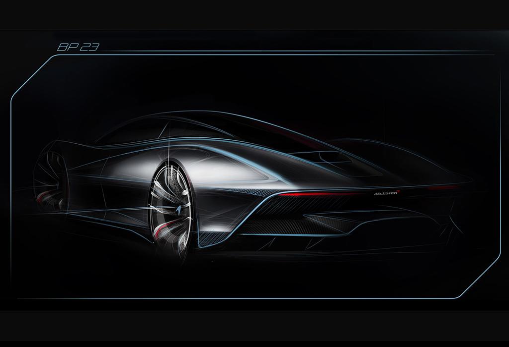 Design McLaren BP23