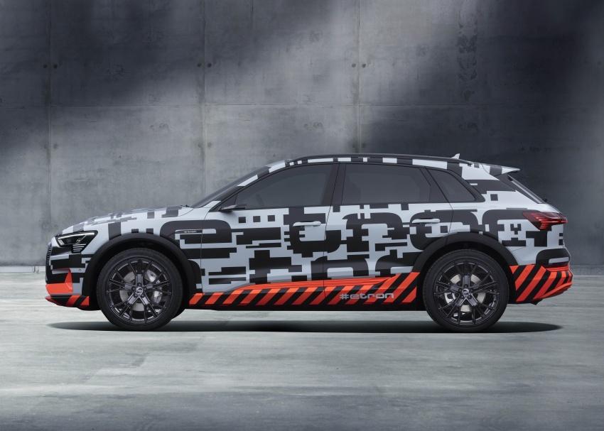 2018 Audi E-Tron SUV Concept