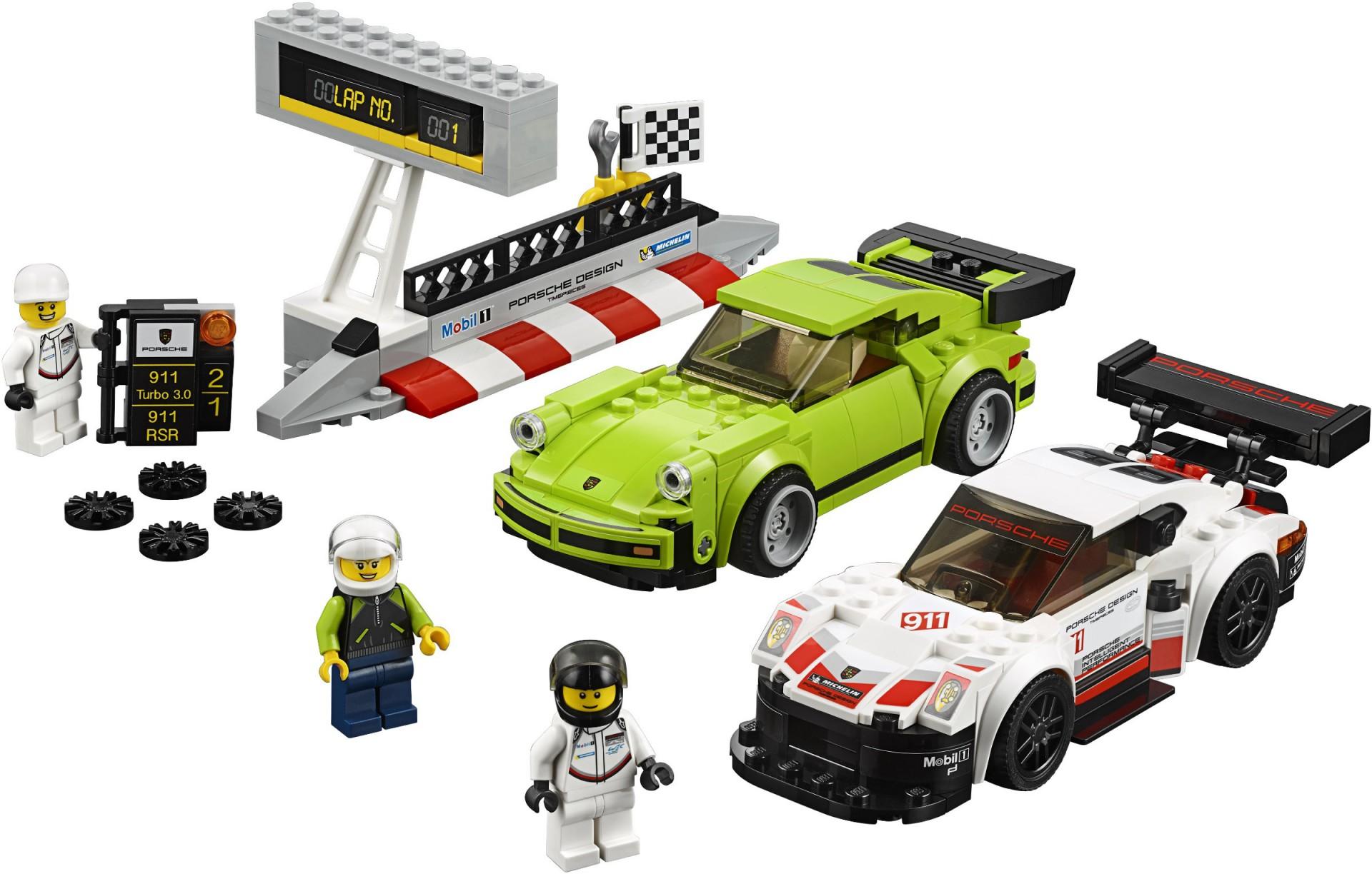 Lego Speed Champions - Porsche