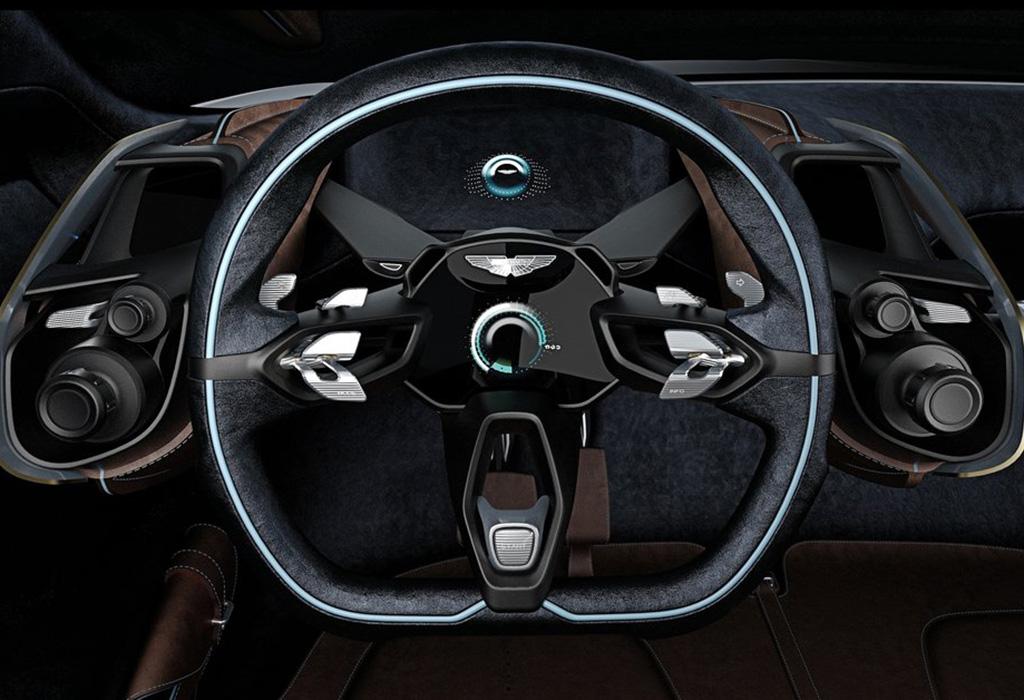 Aston Martin DBX Concept Varekai