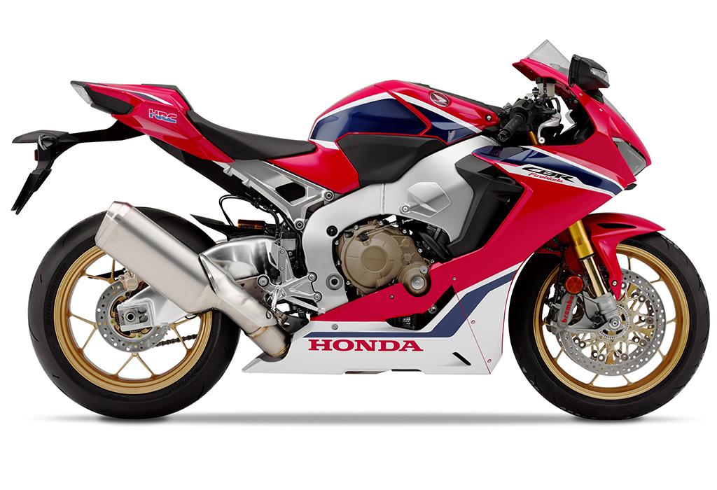 Honda CBR 1000RR SP Fireblade