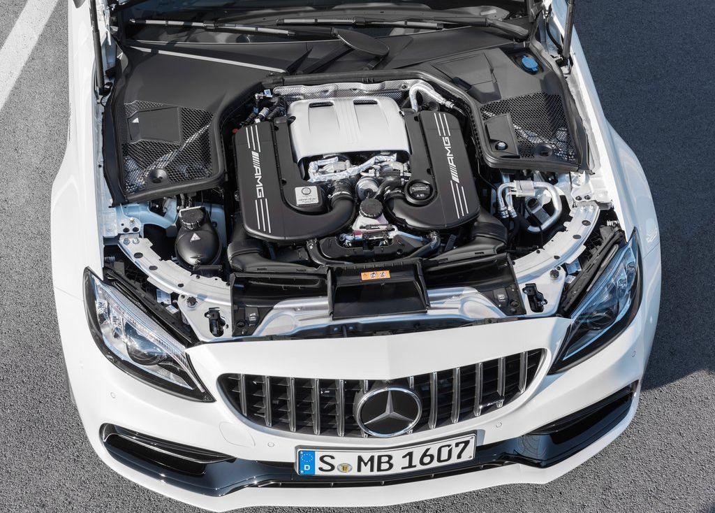 2018 Mercedes-AMG C63 S Coupé