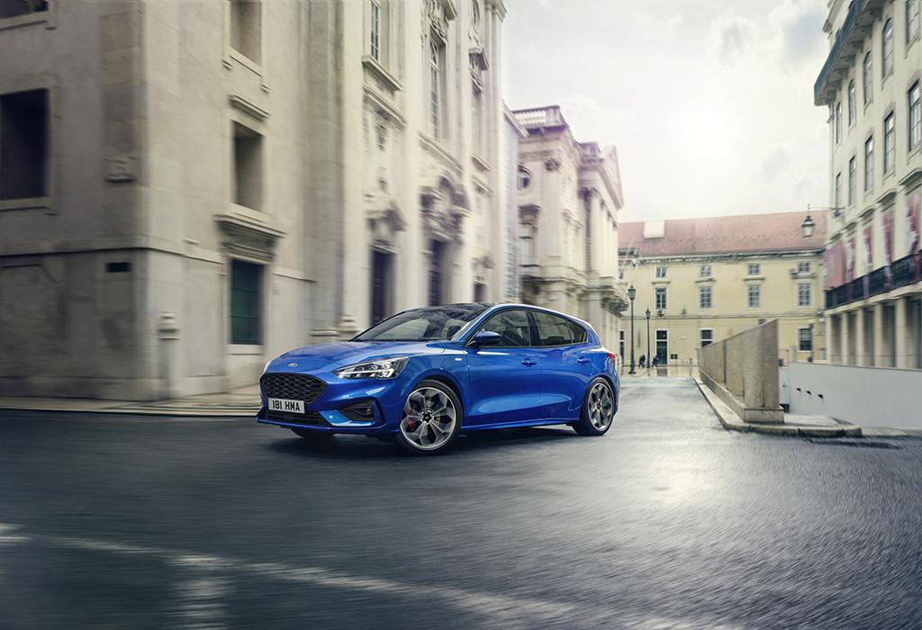 2018 Ford Focus ST-Line