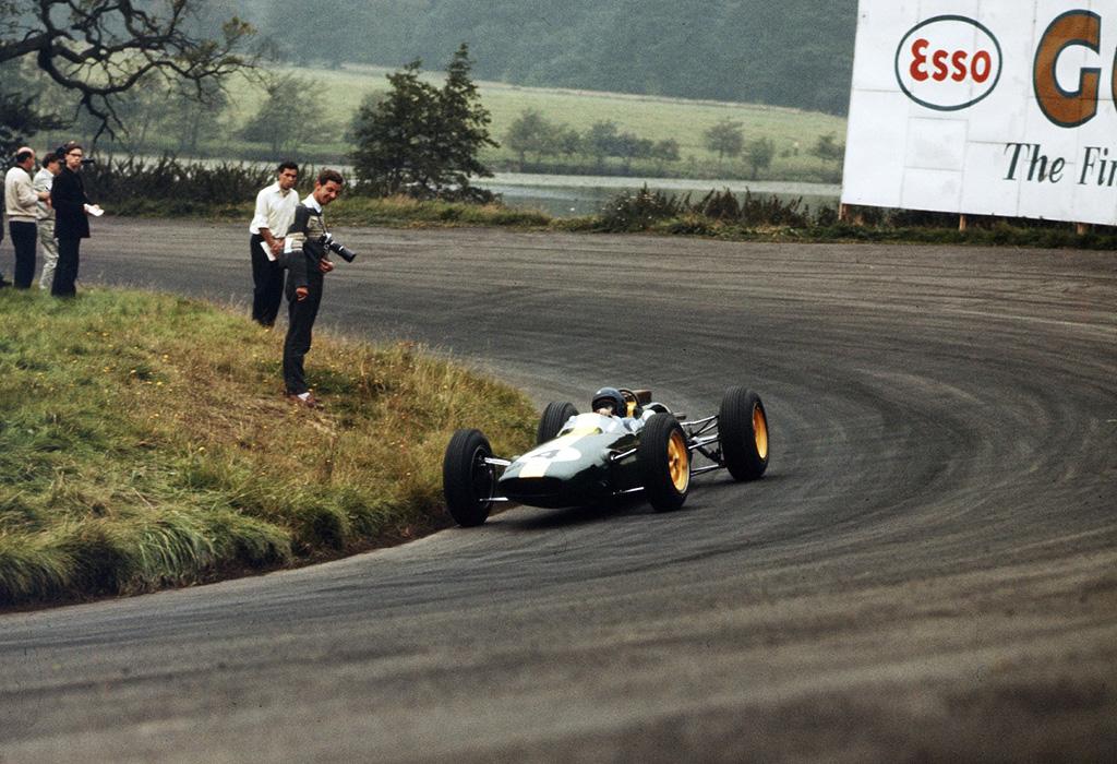 1963 Jim Clark Lotus 25