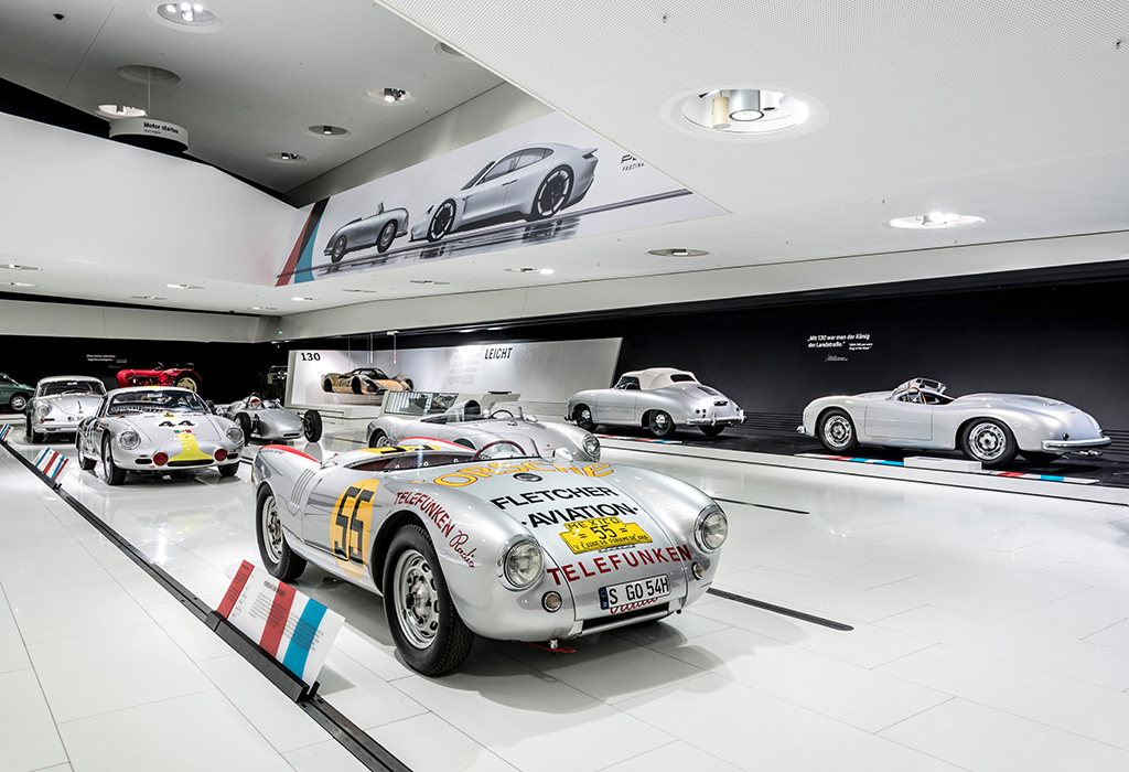 Porsche Museum - 70 Jahre (1948-2018)