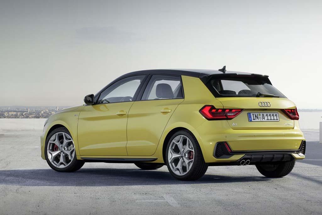 Nieuwe Audi A1 Laat Zich Reeds Zien Autowereld
