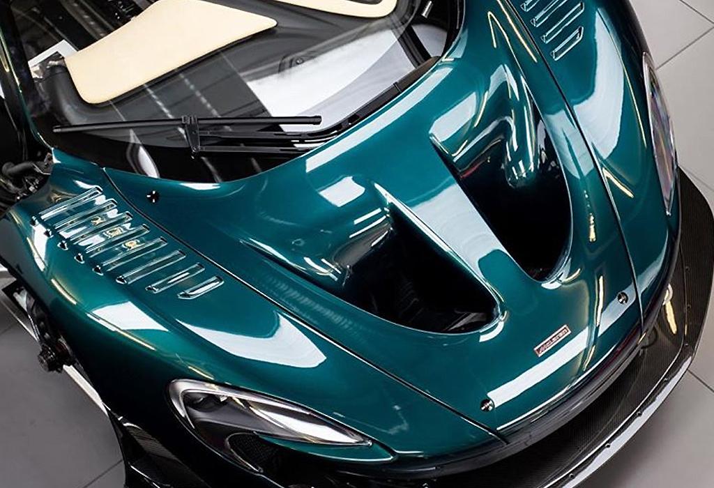 2018 McLaren P1 GT Longtail