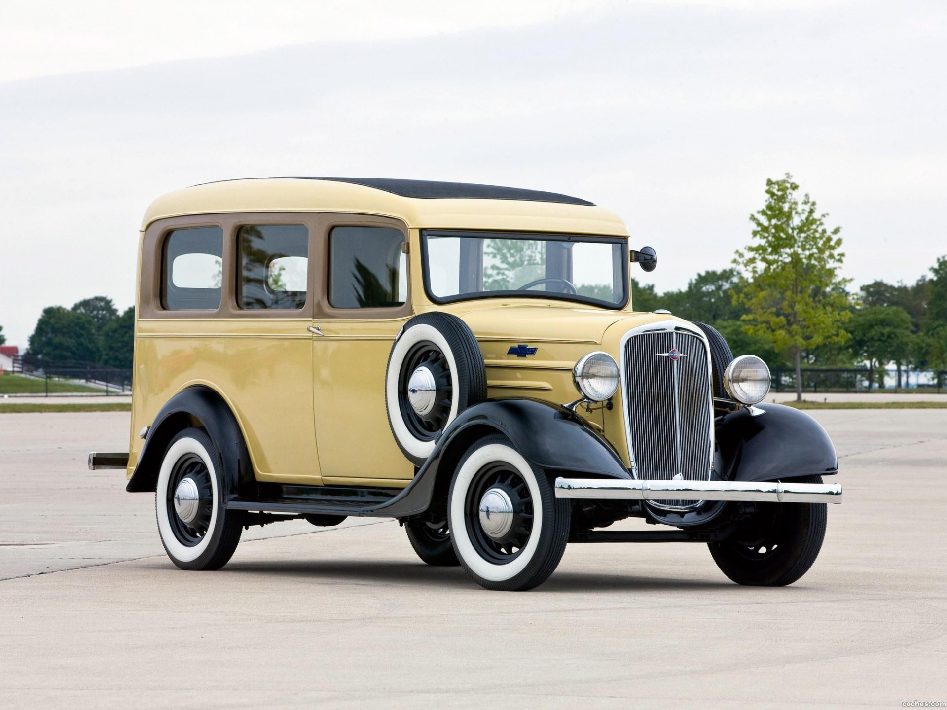 1935 Chevrolet Carryall Suburban