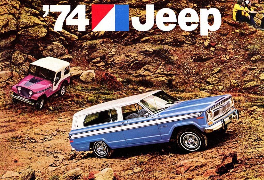 1971 Jeep Cherokee SUV