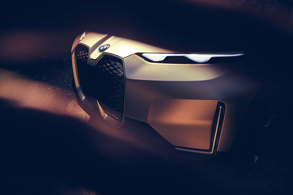 2018 BMW Vision iNext Concept