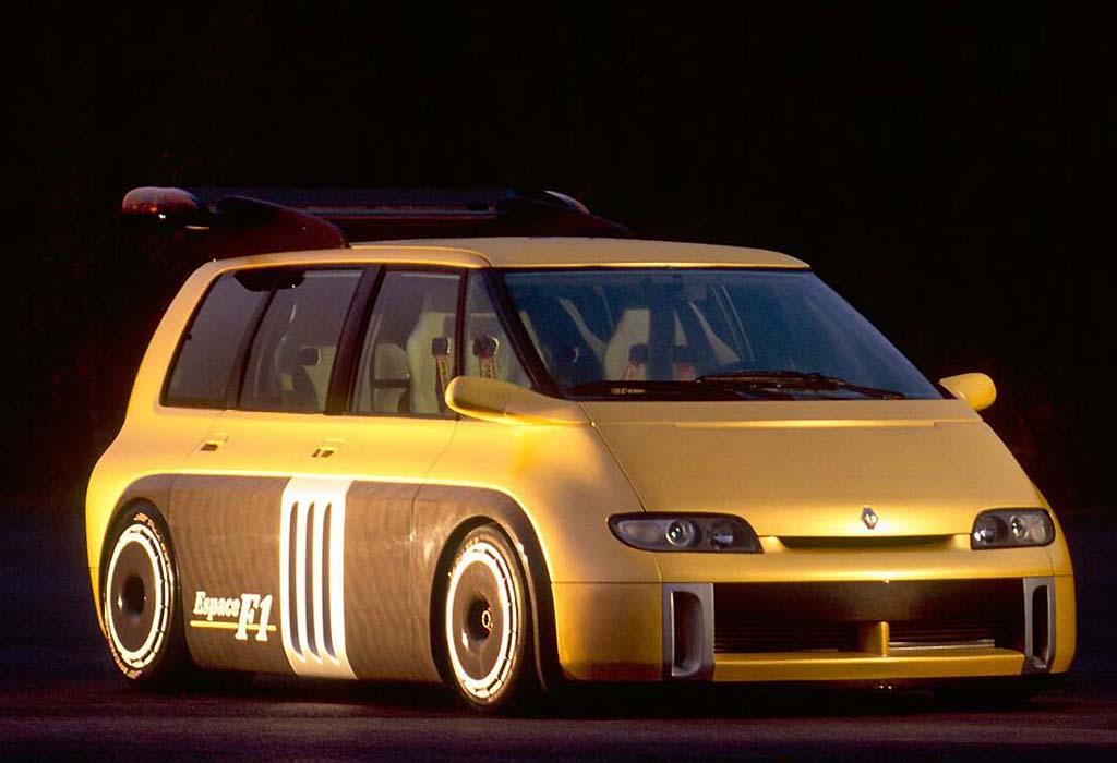 1994 Renault Espace F1 Matra Williams