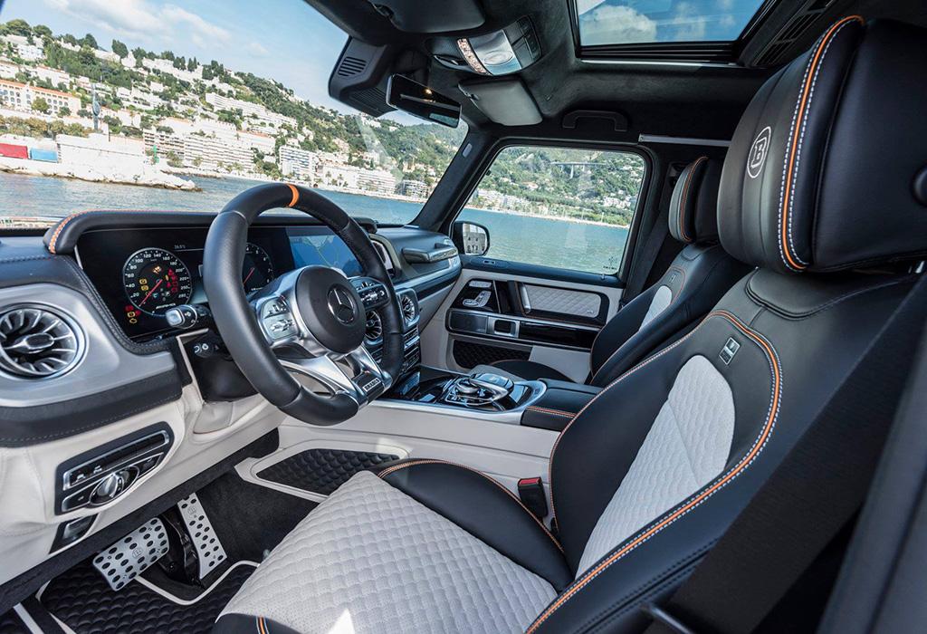 Mercedes-AMG G63 Brabus 700 Widestar