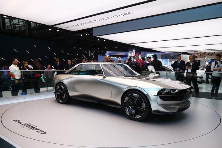 mondial de l automobile 2018 top 5 des concepts moniteur automobile. Black Bedroom Furniture Sets. Home Design Ideas