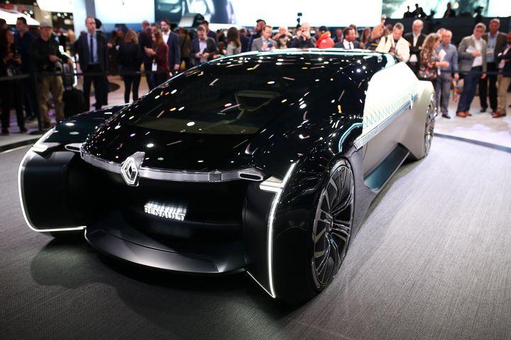Mondial De L Automobile 2018 Top 5 Des Concepts Moniteur Automobile