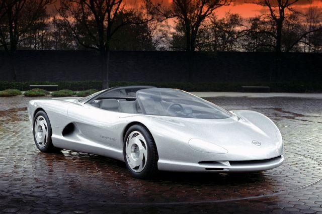 Corvette Indy Concept 1985
