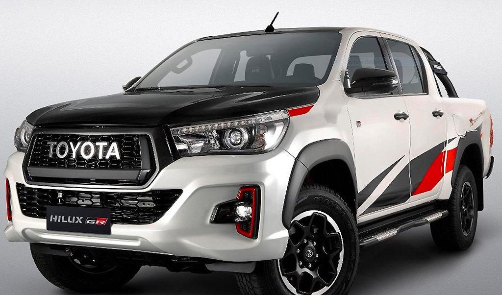 2018 Toyota Hilux GR Sport