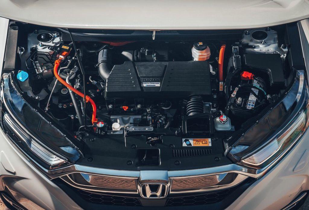 2019 Honda CR-V Hybrid SUV